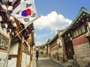 Quy trình xin visa Hàn Quốc